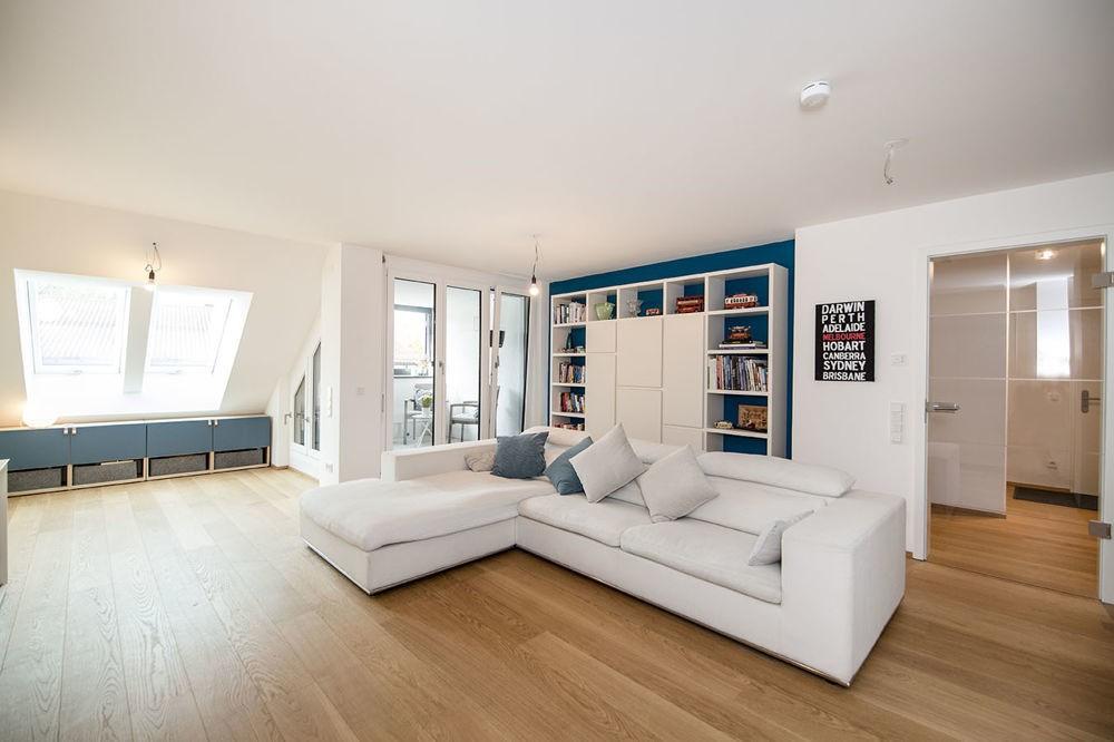 Wohnzimmer Eiche Select