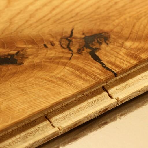 Klickparkett oder Massivholzdielen?