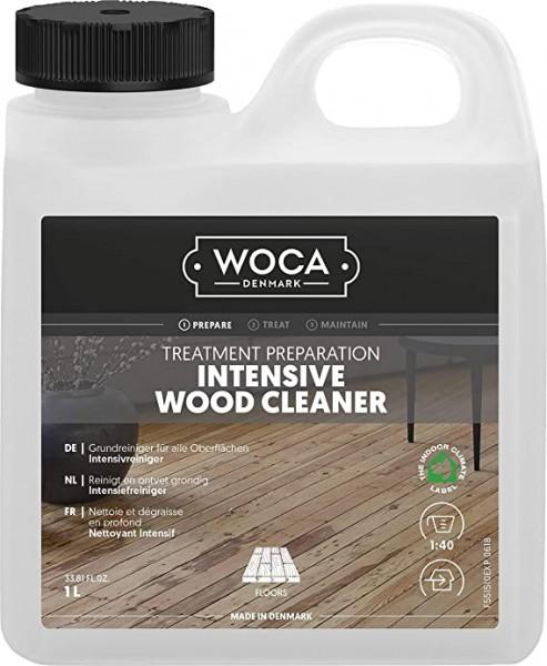 WOCA Intensivreiniger, Kanister mit 1,0 Liter, zur intensiven Reinigung in Ausnahmefällen