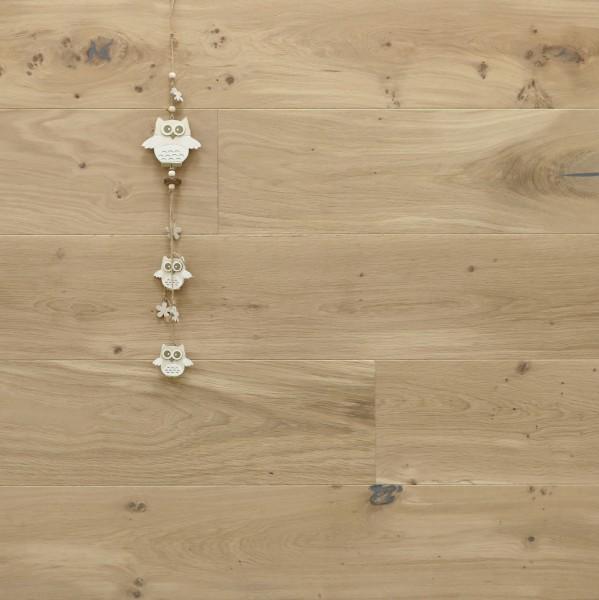 Parkett Landhausdiele Eiche Marseille aus der Serie Provence, mit einem Naturöl weiß geölt, 14 x 190 (220) x 1900 (2200) mm, Välinge 5G Klick Verbindung, Sonderanfertigung nach Kundenwunsch