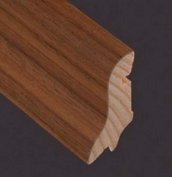 Parkett Sockelleisten nussbaum parkett sockelleiste 22x40x2500 mm lackiert sockelleisten