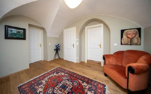 Parkett Landhausdiele Eiche Nizza aus der Serie Chateau, Markant, mit einem Naturöl geölt, 20 x 320 bis 5000 mm, Nut / Feder Verbindung